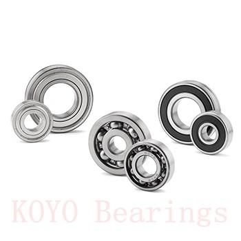 KOYO 4209 deep groove ball bearings