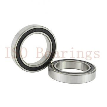 ISO 60/2,5 ZZ deep groove ball bearings
