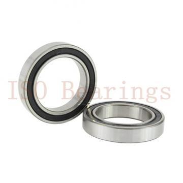 ISO GE40FO-2RS plain bearings