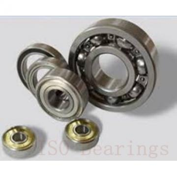 ISO NU1009 cylindrical roller bearings
