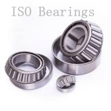 ISO 7218 B angular contact ball bearings