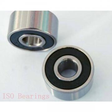 ISO 4201 deep groove ball bearings