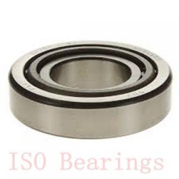 ISO 7340 A angular contact ball bearings