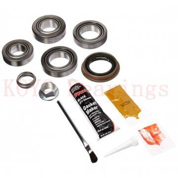 KOYO 2687/2631 tapered roller bearings