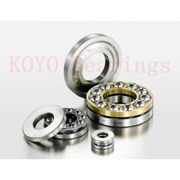 KOYO 93750/93125 tapered roller bearings