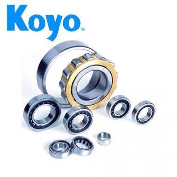 KOYO 6206BI angular contact ball bearings
