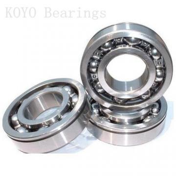 KOYO 3NCHAR009 angular contact ball bearings