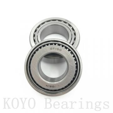 KOYO 7306C angular contact ball bearings