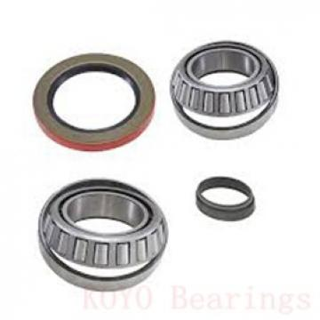 KOYO 6386A/6320 tapered roller bearings