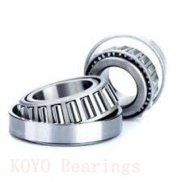 KOYO 6014-2RS deep groove ball bearings