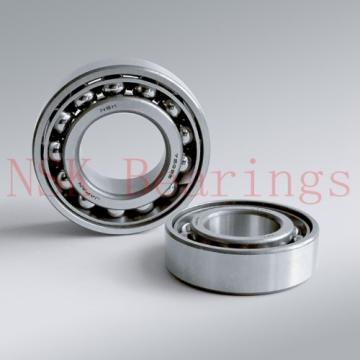 NSK 1207 self aligning ball bearings