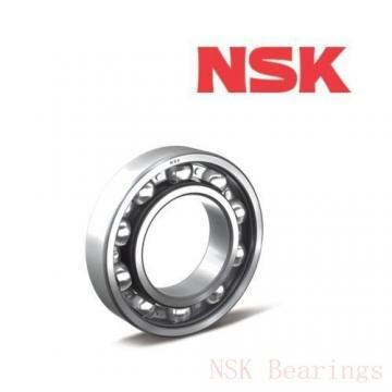 NSK 686 A deep groove ball bearings