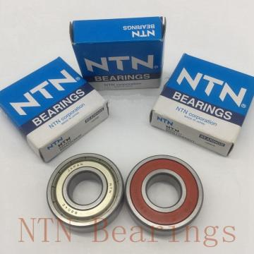 NTN 609JX2LLU deep groove ball bearings